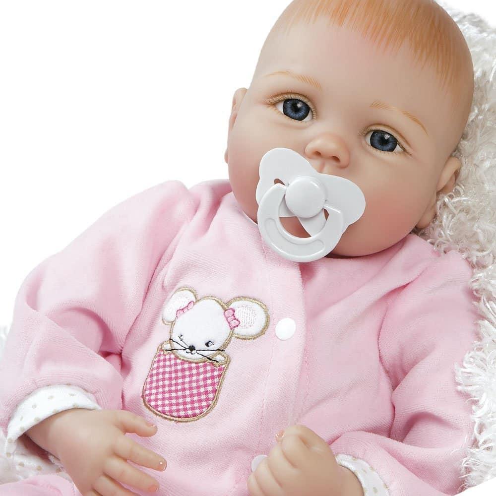 6a0e4c8511 Boneca bebê reborn Ava Paradise Galleries Real Life Great to Reborn ...