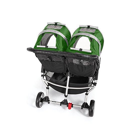 Carrinho De G 234 Meos Baby Jogger City Mini Double Stroller