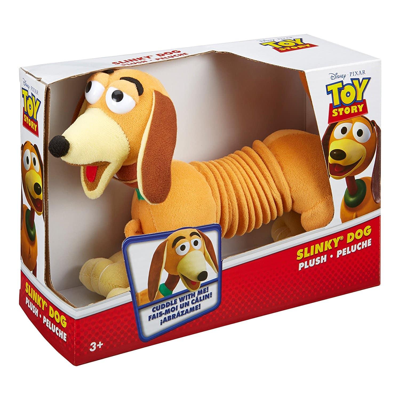 cachorro disney pixar toy story plush slinky dog bebe importados miami
