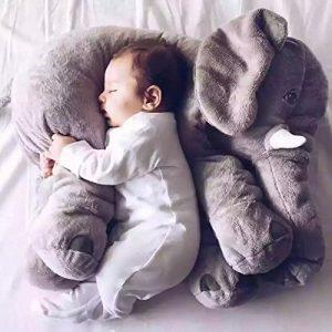 Almofada Elefante Soft Elephant Sleep Pillow