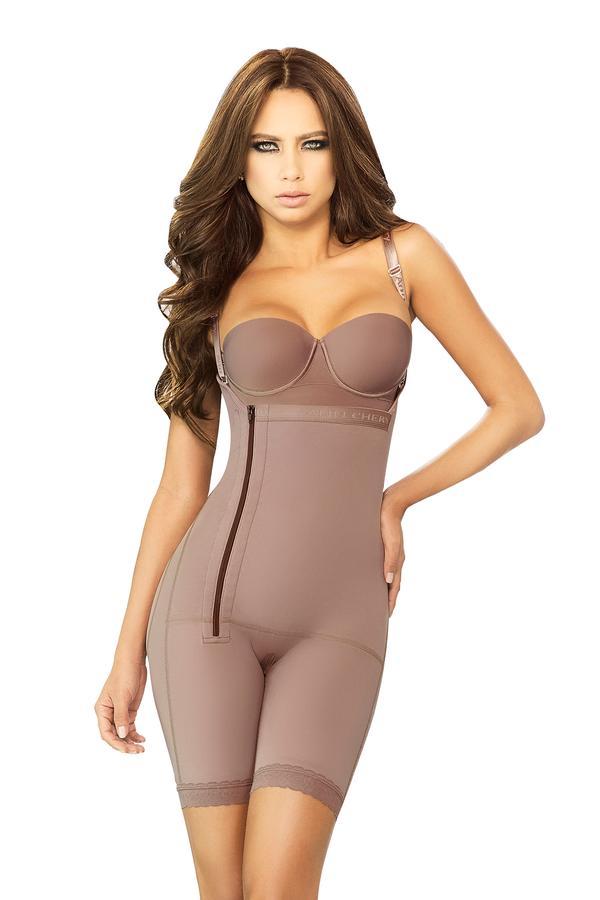 77f00cab80 Cinta Modeladora para Mulher Ann Chery 5148 Angelina Fajas Modeladoras  Colombian Girdle for Women