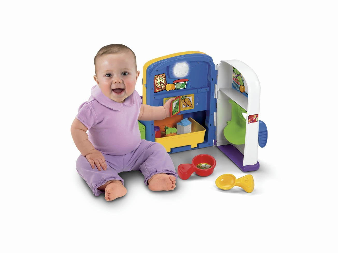 Cozinha Para Bebes Fisher Price Laugh Learn Learning Kitchen Bebe Importados Miami