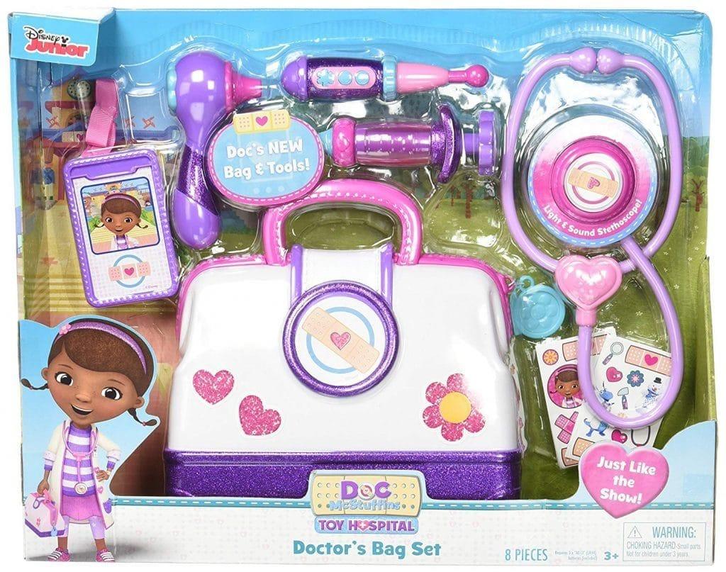 Maleta Primeiros Socorros Doutora Brinquedos Bebe Importados