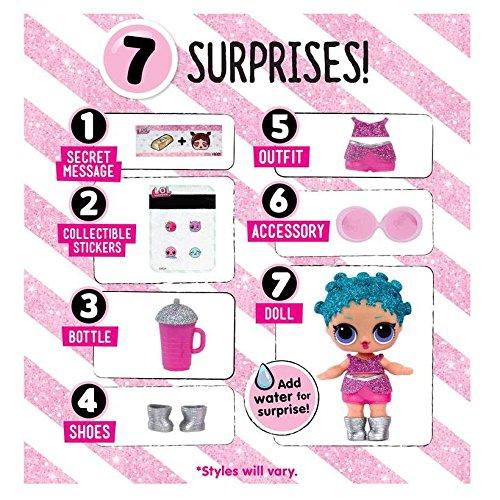 L.O.L Limited Edition Glitter Series LOL Surprise Series 1 Surprise